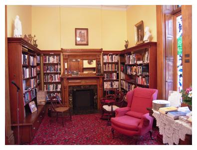 Ladies Library, Kalamazoo, MI - Small Library