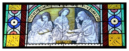 Ladies Library, Kalamazoo, MI - Milton Window
