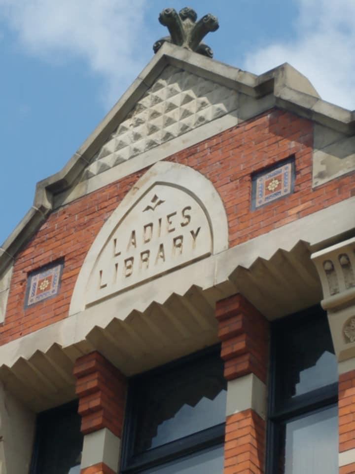 Ladies Library, Kalamazoo, MI