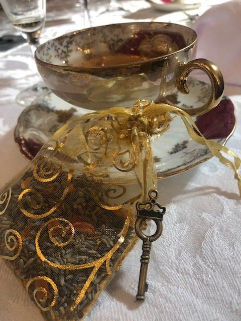 Downton Abbey Tea - LLA, Kalamazoo, MI
