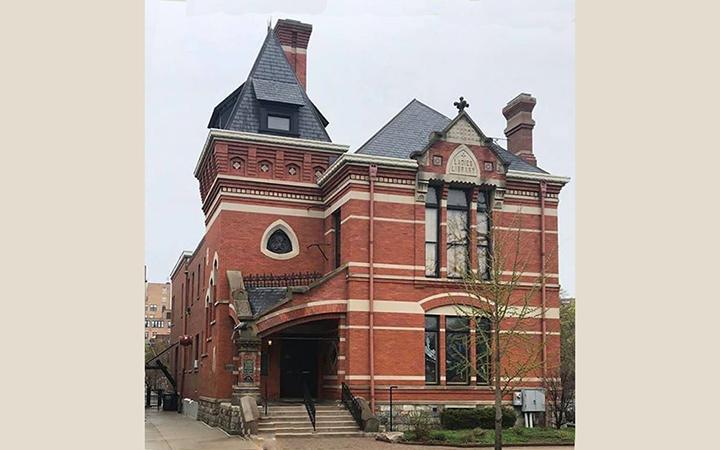 Ladies Library Building