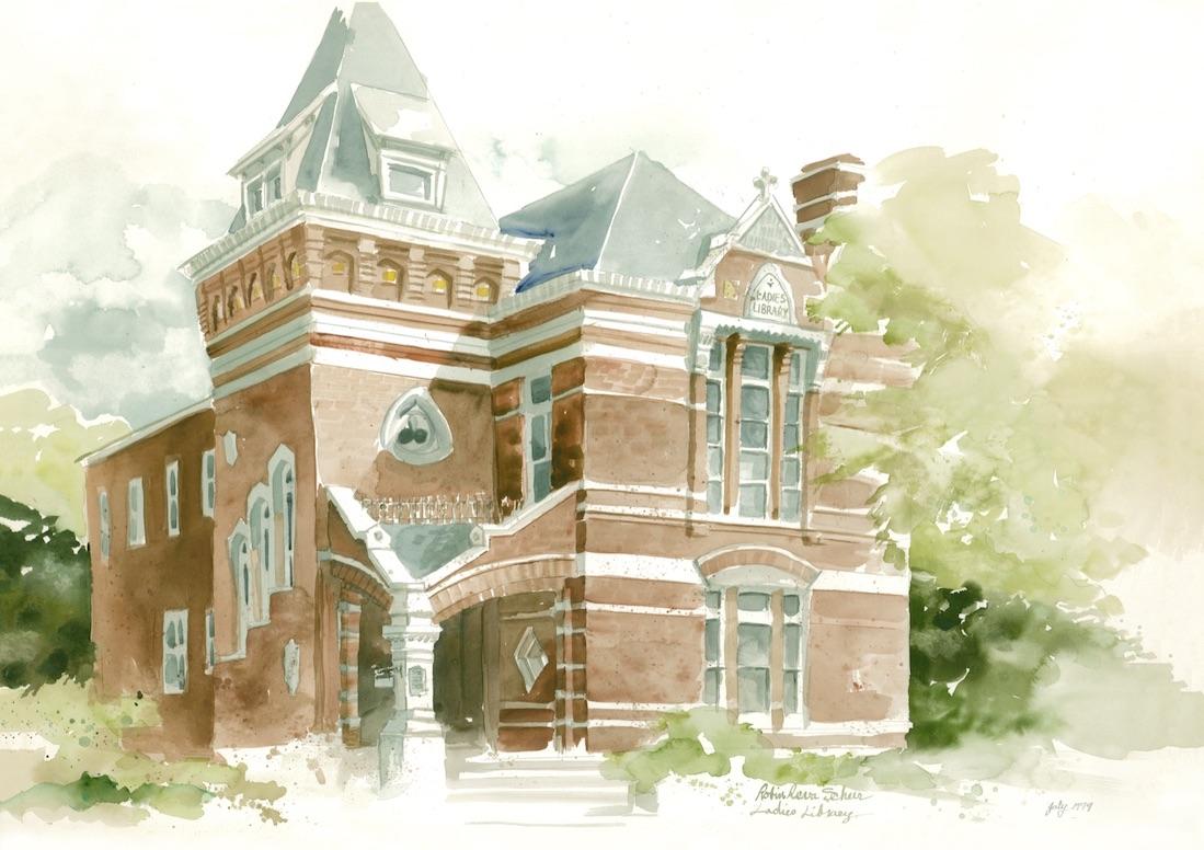 Ladies' Library, Kalamazoo, MI